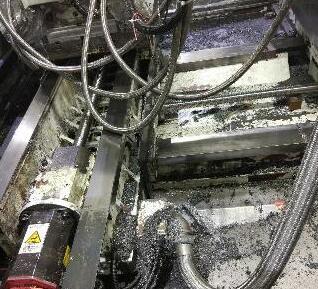 CNC加工中心维修