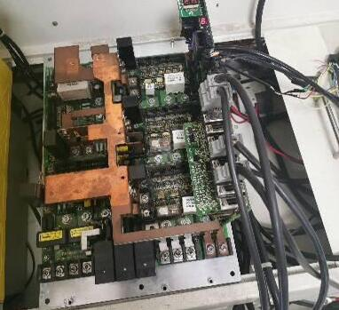 CNC加工中心主轴维修